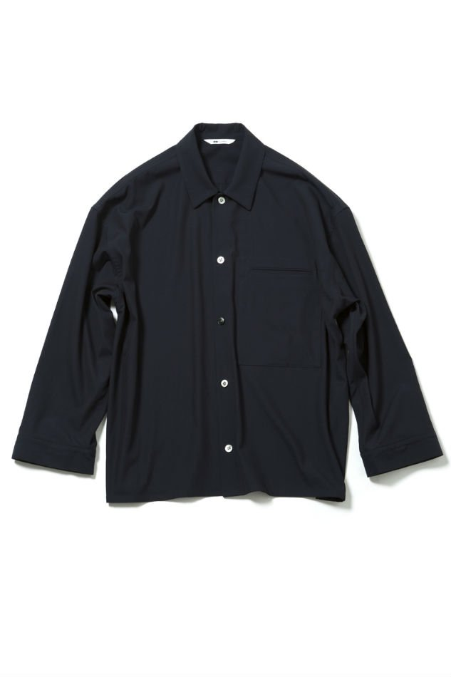 soe<br />Rayon Shirt Jacket<img class='new_mark_img2' src='//img.shop-pro.jp/img/new/icons47.gif' style='border:none;display:inline;margin:0px;padding:0px;width:auto;' />