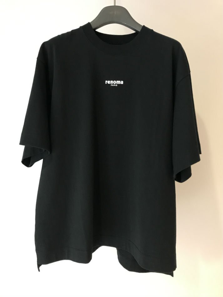 JieDa×renoma<br />PHOTO T-SHIRT 01 BLACK  <img class='new_mark_img2' src='//img.shop-pro.jp/img/new/icons14.gif' style='border:none;display:inline;margin:0px;padding:0px;width:auto;' />