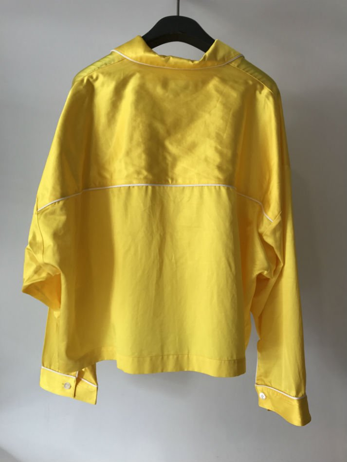 JieDa<br />PYJAMAS SHIRT YELLOW<img class='new_mark_img2' src='//img.shop-pro.jp/img/new/icons14.gif' style='border:none;display:inline;margin:0px;padding:0px;width:auto;' />