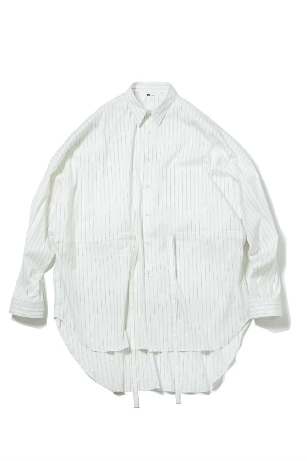 soe<br />Regular Collar Poncho Stripe Pattem <img class='new_mark_img2' src='//img.shop-pro.jp/img/new/icons47.gif' style='border:none;display:inline;margin:0px;padding:0px;width:auto;' />