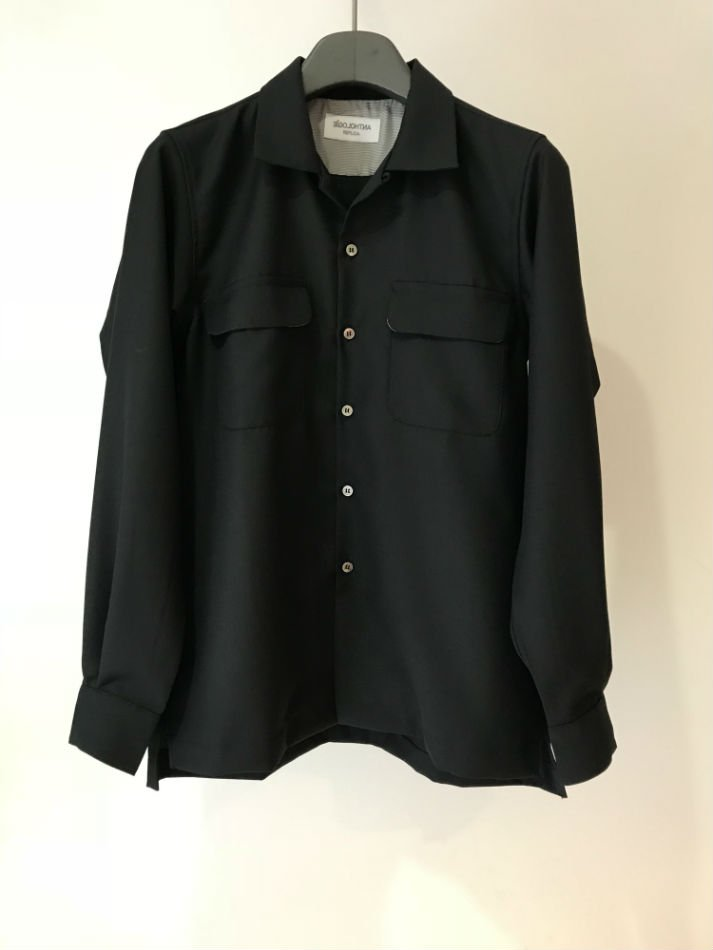 ANTHOLOGIE<br />TEIBAN SHIRT3 BLACK<img class='new_mark_img2' src='//img.shop-pro.jp/img/new/icons47.gif' style='border:none;display:inline;margin:0px;padding:0px;width:auto;' />