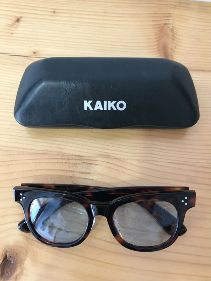 KAIKO<br />SUN GLASS 3 DEMI/BLUE<img class='new_mark_img2' src='//img.shop-pro.jp/img/new/icons14.gif' style='border:none;display:inline;margin:0px;padding:0px;width:auto;' />