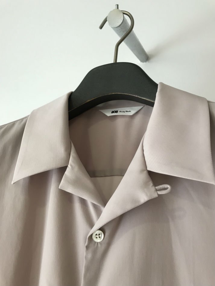 soe<br />H/S Open Collar Shirt S PINK<img class='new_mark_img2' src='//img.shop-pro.jp/img/new/icons47.gif' style='border:none;display:inline;margin:0px;padding:0px;width:auto;' />