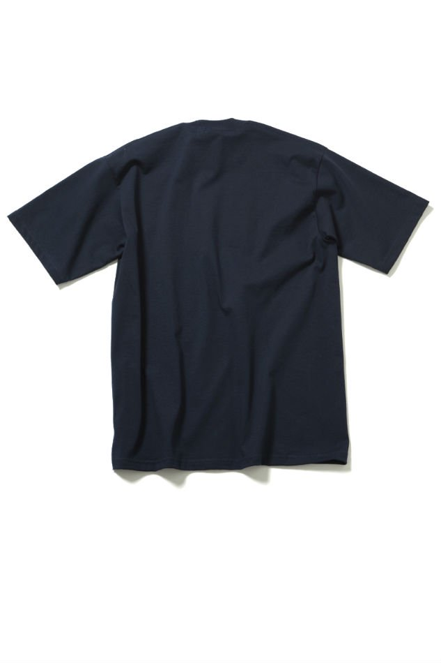 soe<br />H/S Crewneck T VAPER NAVY<img class='new_mark_img2' src='//img.shop-pro.jp/img/new/icons47.gif' style='border:none;display:inline;margin:0px;padding:0px;width:auto;' />