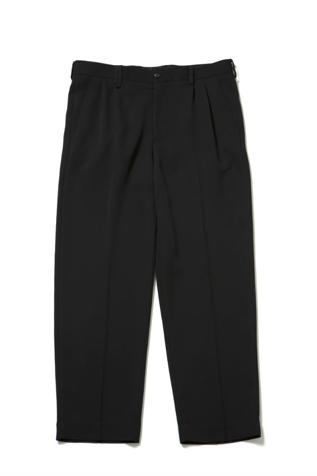 soe<br />Summer Fabric Sport Slacks BLACK<img class='new_mark_img2' src='//img.shop-pro.jp/img/new/icons47.gif' style='border:none;display:inline;margin:0px;padding:0px;width:auto;' />