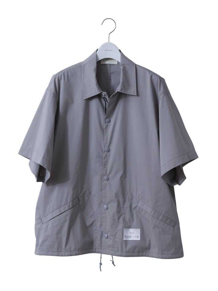 NEON SIGN<br />NEONSIGN INDUSTRIAL COLLECTION COACH SHIRT CMT<img class='new_mark_img2' src='//img.shop-pro.jp/img/new/icons14.gif' style='border:none;display:inline;margin:0px;padding:0px;width:auto;' />