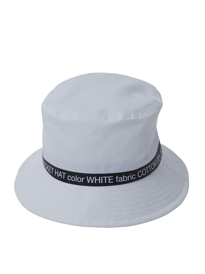 NEON SIGN<br />NEONSIGN INDUSTRIAL COLLECTION BUCKET HAT WHT<img class='new_mark_img2' src='//img.shop-pro.jp/img/new/icons47.gif' style='border:none;display:inline;margin:0px;padding:0px;width:auto;' />