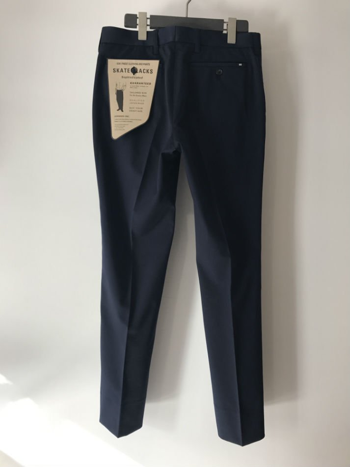 soe<br />Basic Skate Slacks NAVY<img class='new_mark_img2' src='//img.shop-pro.jp/img/new/icons14.gif' style='border:none;display:inline;margin:0px;padding:0px;width:auto;' />