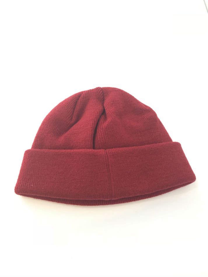 JieDa<br />EMBROIDERY KNIT CAP RED <img class='new_mark_img2' src='//img.shop-pro.jp/img/new/icons47.gif' style='border:none;display:inline;margin:0px;padding:0px;width:auto;' />