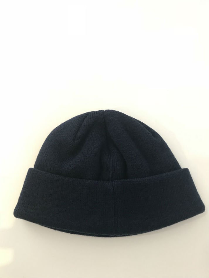 JieDa<br />EMBROIDERY KNIT CAP NAVY <img class='new_mark_img2' src='//img.shop-pro.jp/img/new/icons47.gif' style='border:none;display:inline;margin:0px;padding:0px;width:auto;' />