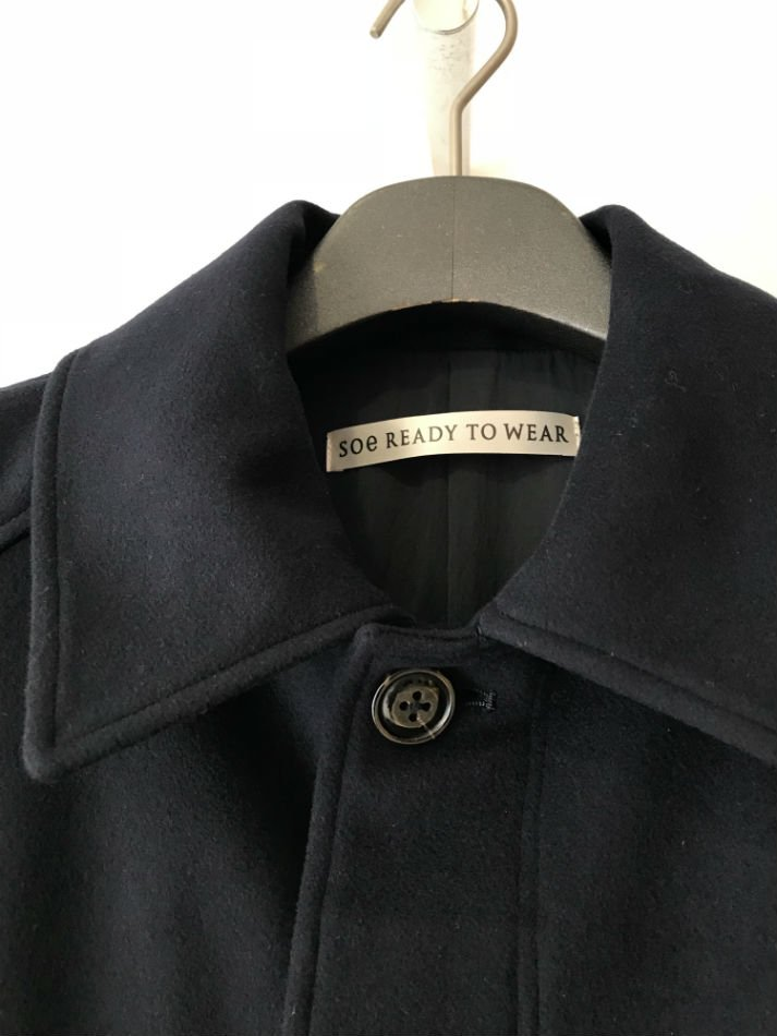 soe<br />Wool Top Coat<img class='new_mark_img2' src='//img.shop-pro.jp/img/new/icons47.gif' style='border:none;display:inline;margin:0px;padding:0px;width:auto;' />
