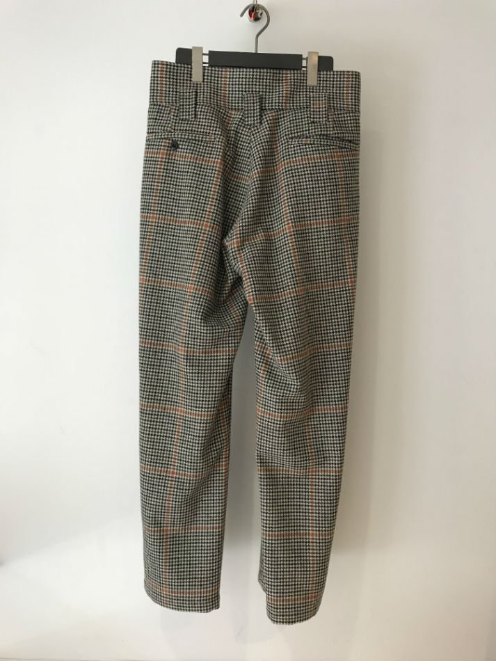 JieDa<br />REMAKE HOUND'S TOOTH TUCK SLACKS<img class='new_mark_img2' src='//img.shop-pro.jp/img/new/icons47.gif' style='border:none;display:inline;margin:0px;padding:0px;width:auto;' />