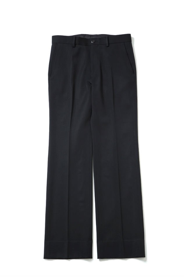 soe<br />Double Cloth Flare Pants<img class='new_mark_img2' src='//img.shop-pro.jp/img/new/icons47.gif' style='border:none;display:inline;margin:0px;padding:0px;width:auto;' />