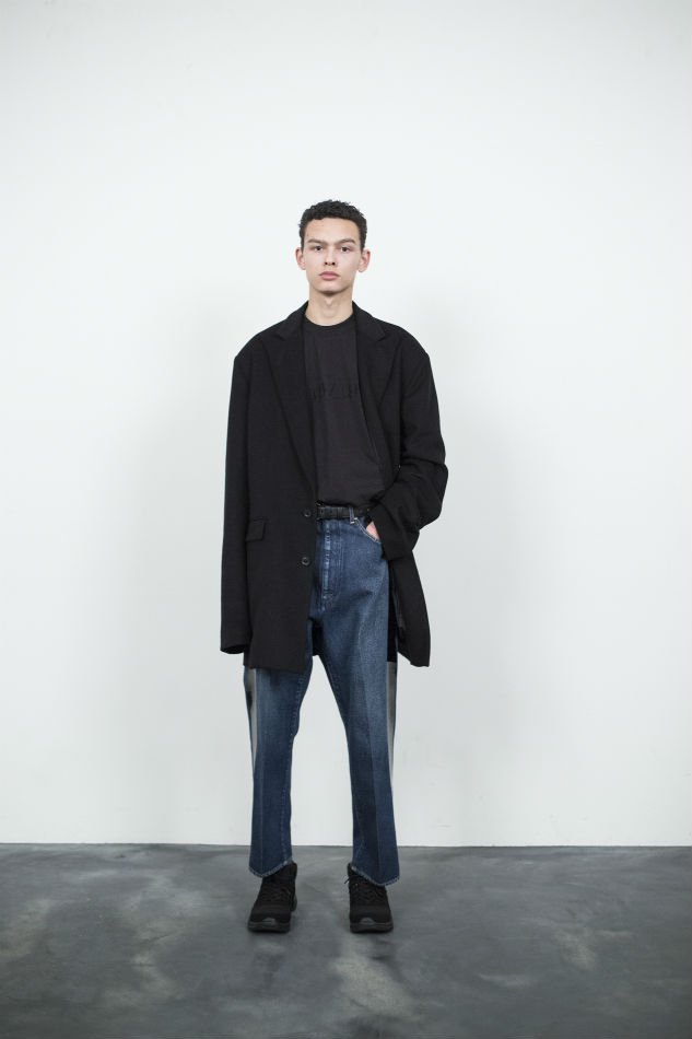 soe<br />2B Wool Jacket BLACK<img class='new_mark_img2' src='//img.shop-pro.jp/img/new/icons14.gif' style='border:none;display:inline;margin:0px;padding:0px;width:auto;' />