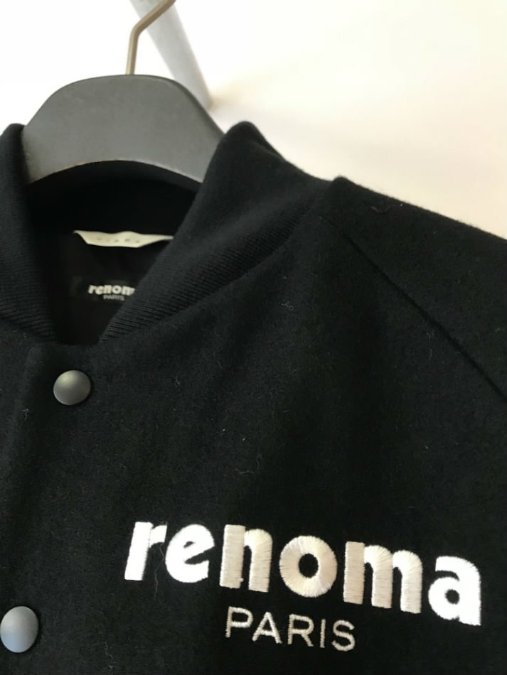 JieDa×renoma<br />VARSITY JACKET<img class='new_mark_img2' src='//img.shop-pro.jp/img/new/icons47.gif' style='border:none;display:inline;margin:0px;padding:0px;width:auto;' />