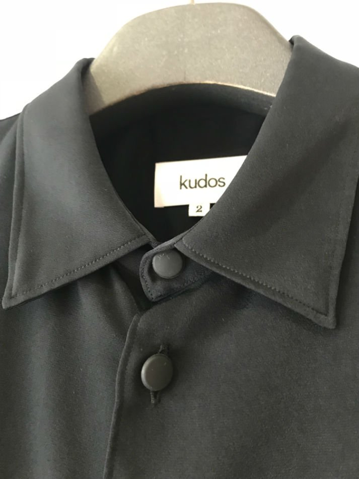 kudos<br />POCKET ON POCKET SHIRT<img class='new_mark_img2' src='//img.shop-pro.jp/img/new/icons47.gif' style='border:none;display:inline;margin:0px;padding:0px;width:auto;' />