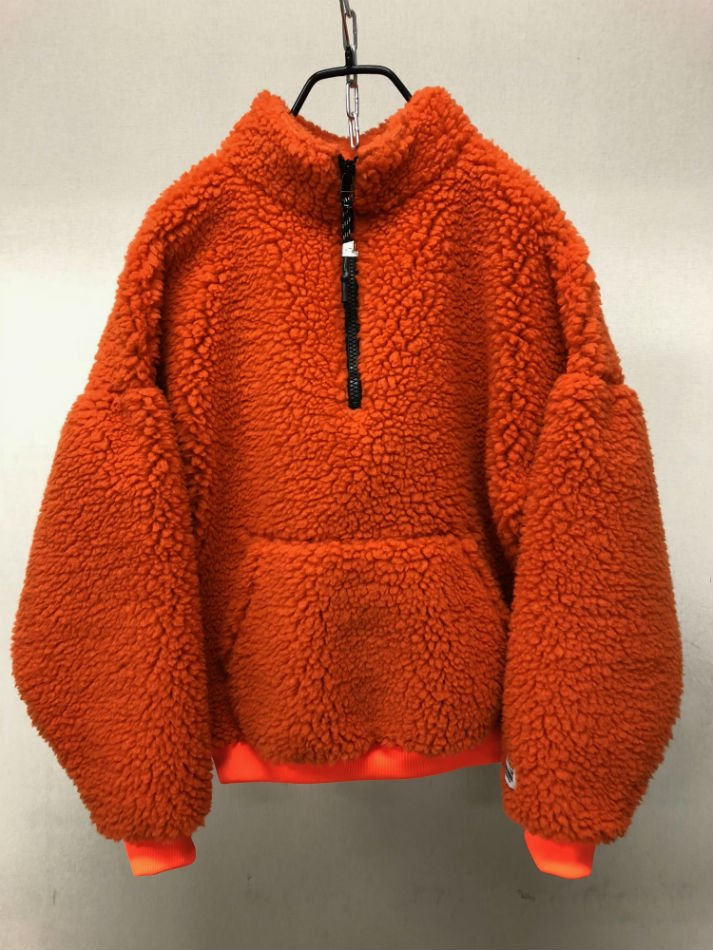 R.M GANG<br />HIGH NECK BORE PULLOVER ORANGE<img class='new_mark_img2' src='//img.shop-pro.jp/img/new/icons47.gif' style='border:none;display:inline;margin:0px;padding:0px;width:auto;' />