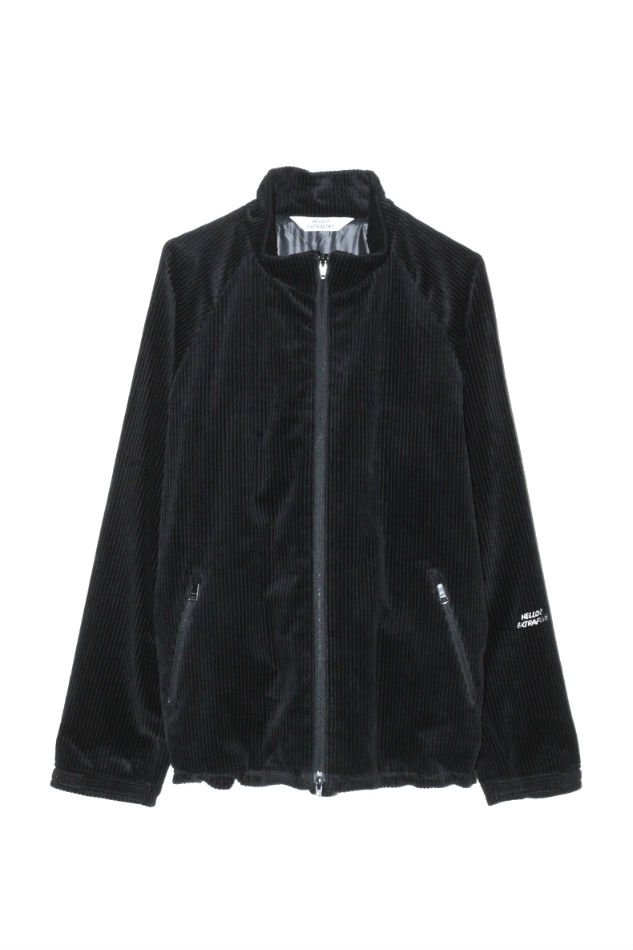 HELLOS EXTRAFINE<br />Travel Track Jacket<img class='new_mark_img2' src='//img.shop-pro.jp/img/new/icons47.gif' style='border:none;display:inline;margin:0px;padding:0px;width:auto;' />