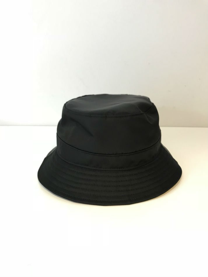 KAIKO<br />NYLON BUCKET HAT BLACK<img class='new_mark_img2' src='//img.shop-pro.jp/img/new/icons14.gif' style='border:none;display:inline;margin:0px;padding:0px;width:auto;' />
