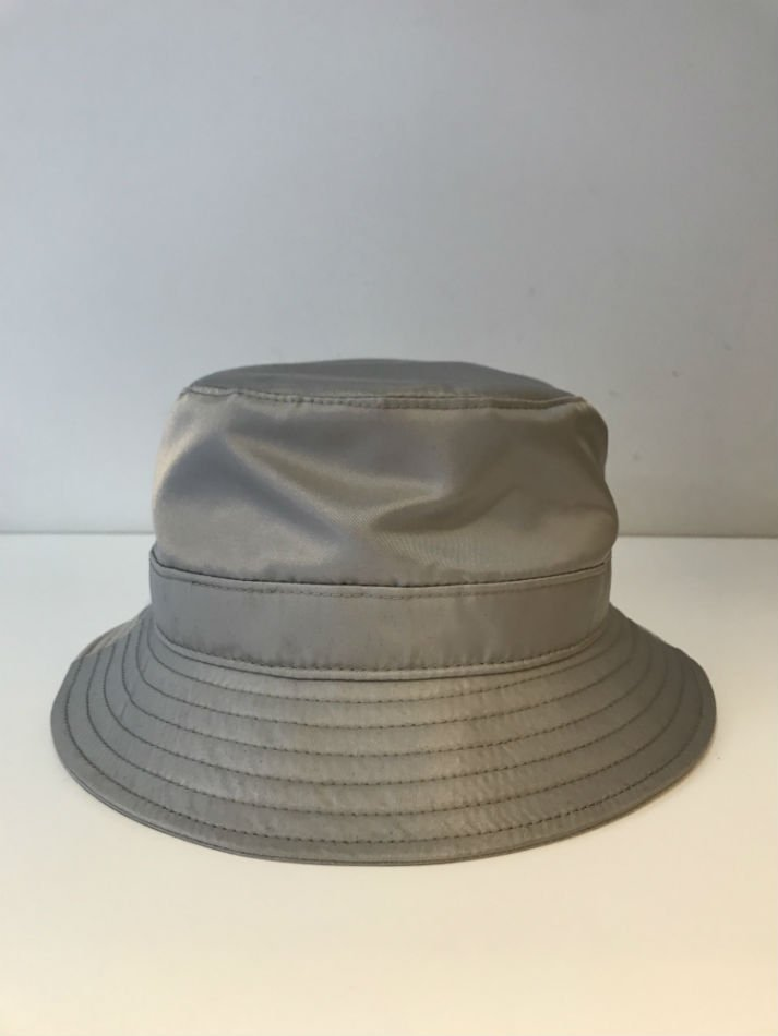 KAIKO<br />NYLON BUCKET HAT L.GRAY<img class='new_mark_img2' src='//img.shop-pro.jp/img/new/icons47.gif' style='border:none;display:inline;margin:0px;padding:0px;width:auto;' />