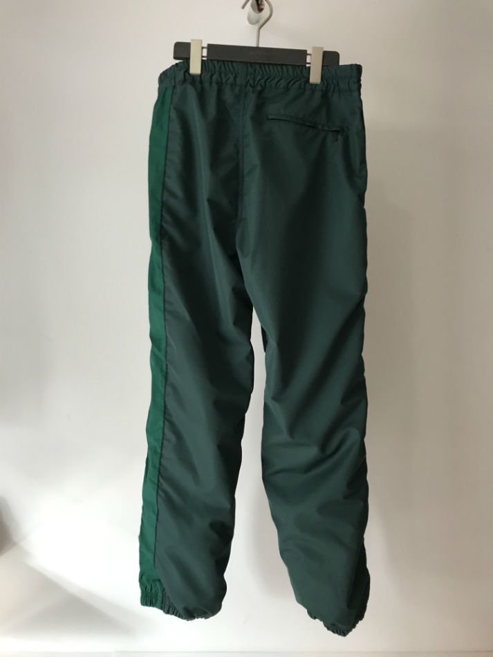 JieDa<br />SWITCH NYLON PANTS GREEN<img class='new_mark_img2' src='//img.shop-pro.jp/img/new/icons47.gif' style='border:none;display:inline;margin:0px;padding:0px;width:auto;' />