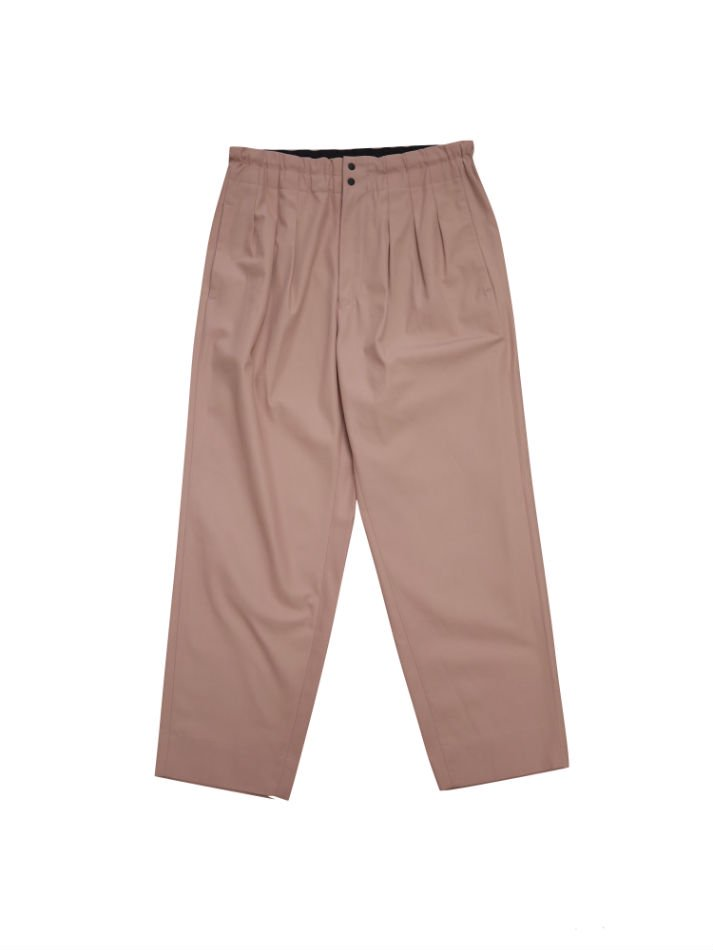 JieDa<br />GABARDINE 3TUCK SLACKES PINK<img class='new_mark_img2' src='//img.shop-pro.jp/img/new/icons47.gif' style='border:none;display:inline;margin:0px;padding:0px;width:auto;' />