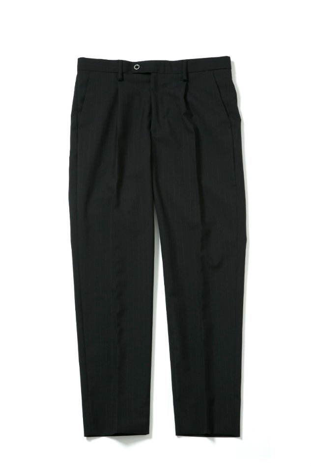 soe<br />Summer Wool Trousers Stripe Pattern<img class='new_mark_img2' src='//img.shop-pro.jp/img/new/icons47.gif' style='border:none;display:inline;margin:0px;padding:0px;width:auto;' />
