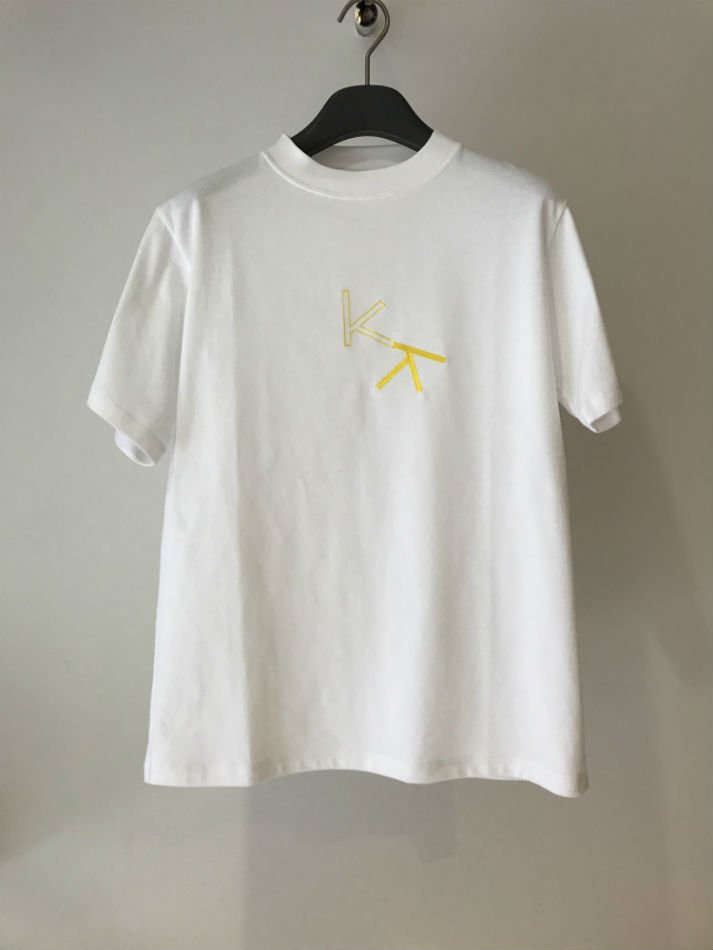 kudos<br />KK T-SHIRT WHITE <img class='new_mark_img2' src='//img.shop-pro.jp/img/new/icons14.gif' style='border:none;display:inline;margin:0px;padding:0px;width:auto;' />