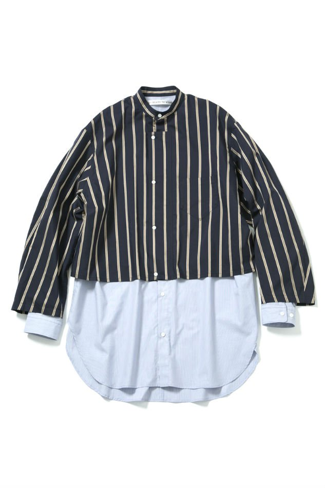 soe<br />Double Mackinaw Shirt NAVY <img class='new_mark_img2' src='//img.shop-pro.jp/img/new/icons47.gif' style='border:none;display:inline;margin:0px;padding:0px;width:auto;' />
