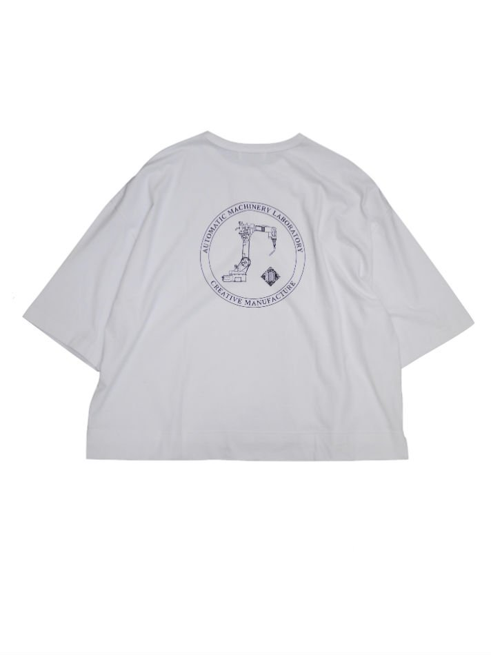 JieDa<br />CIRCLE GRAPHIC T-SHIRT WHT<img class='new_mark_img2' src='//img.shop-pro.jp/img/new/icons14.gif' style='border:none;display:inline;margin:0px;padding:0px;width:auto;' />