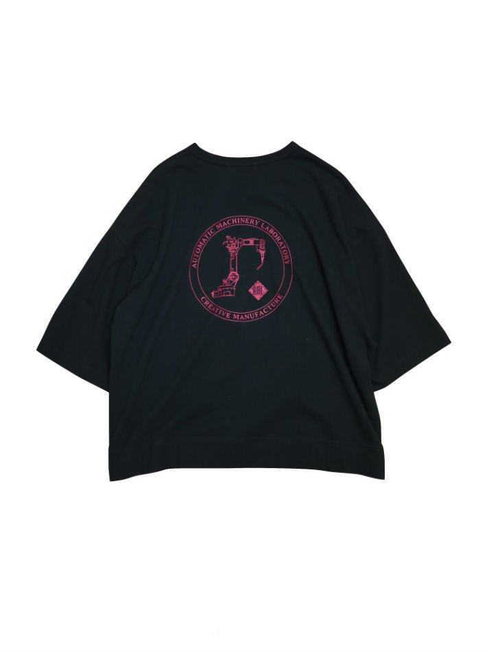 JieDa<br />CIRCLE GRAPHIC T-SHIRT BLK<img class='new_mark_img2' src='//img.shop-pro.jp/img/new/icons14.gif' style='border:none;display:inline;margin:0px;padding:0px;width:auto;' />
