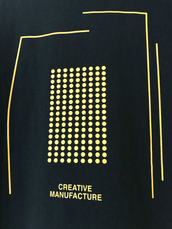 JieDa<br />CREATIVE MANUFACTURE GRAPHIC T-SHIRT BLK<img class='new_mark_img2' src='//img.shop-pro.jp/img/new/icons47.gif' style='border:none;display:inline;margin:0px;padding:0px;width:auto;' />