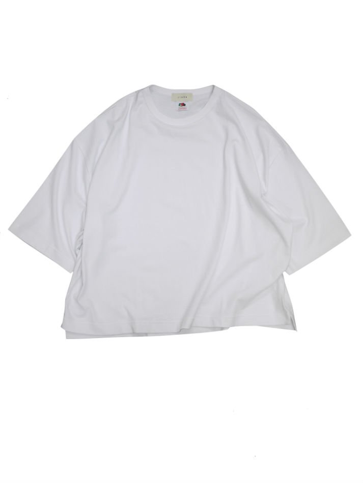 JieDa<br />BIG T-SHIRT FRUIT OF THE ROOM WHT<img class='new_mark_img2' src='//img.shop-pro.jp/img/new/icons47.gif' style='border:none;display:inline;margin:0px;padding:0px;width:auto;' />