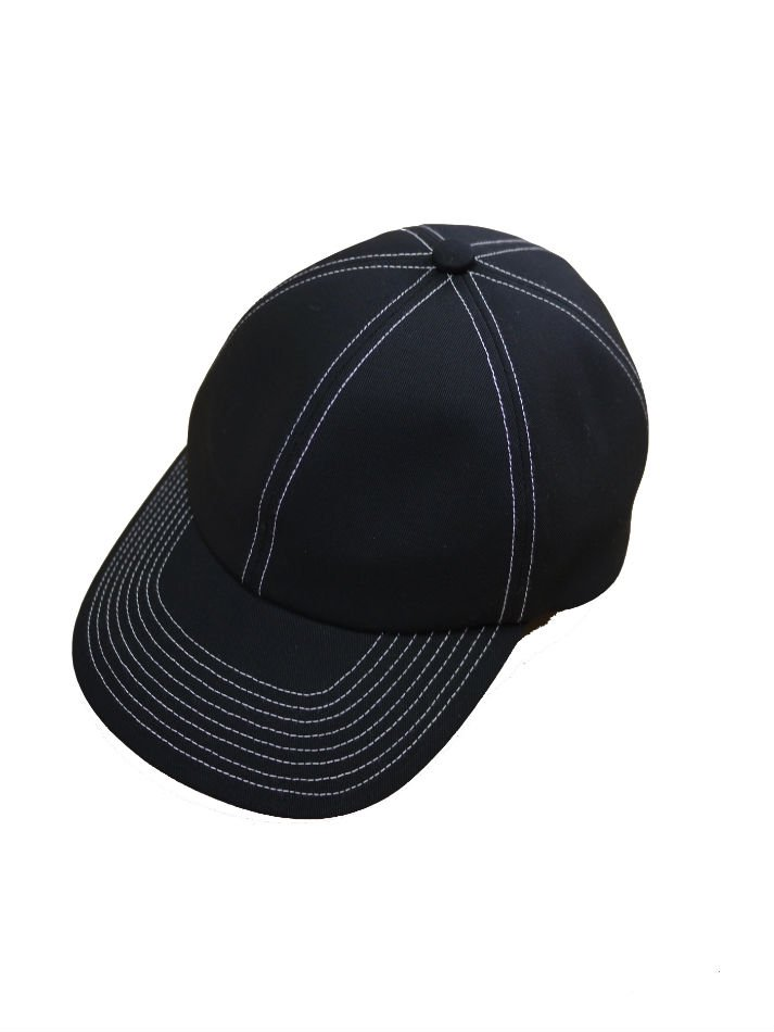 JieDa<br />GABARDINE CAP BLACK<img class='new_mark_img2' src='//img.shop-pro.jp/img/new/icons47.gif' style='border:none;display:inline;margin:0px;padding:0px;width:auto;' />