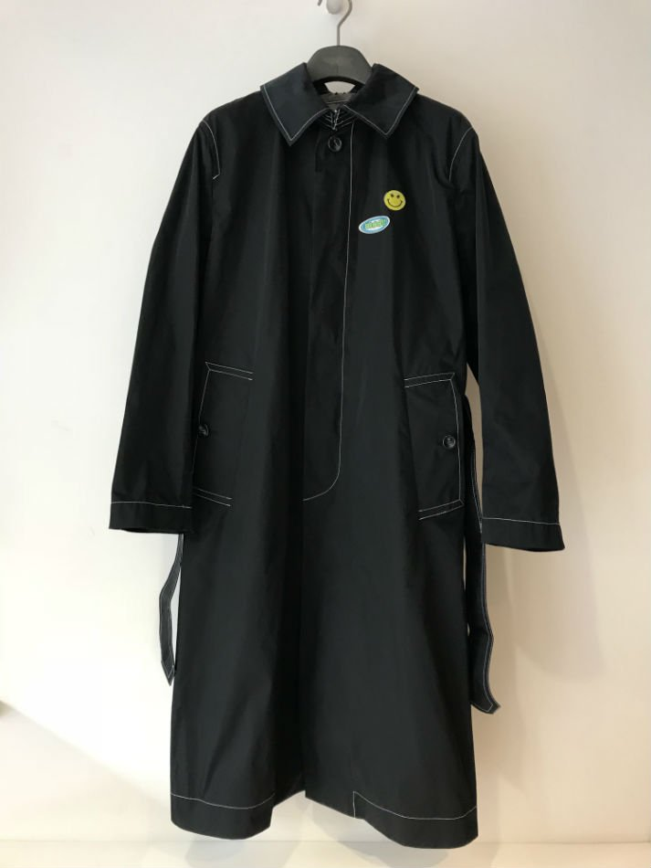 kudos<br />BACK SLIT OPEN COAT NAVY<img class='new_mark_img2' src='//img.shop-pro.jp/img/new/icons47.gif' style='border:none;display:inline;margin:0px;padding:0px;width:auto;' />
