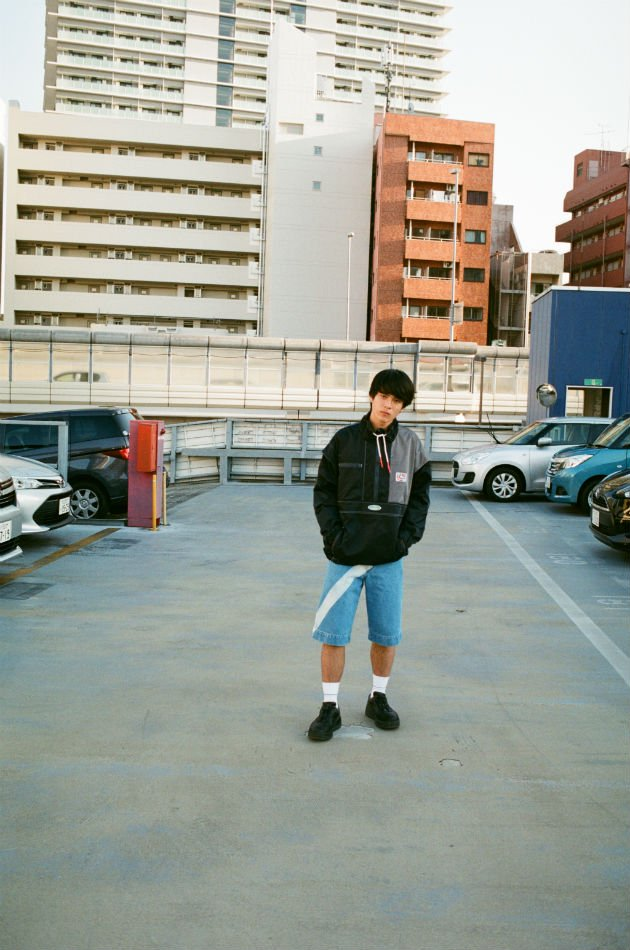 kudos<br />BLUE PRINT ANOLUCK BLOUSON NAVY<img class='new_mark_img2' src='//img.shop-pro.jp/img/new/icons47.gif' style='border:none;display:inline;margin:0px;padding:0px;width:auto;' />