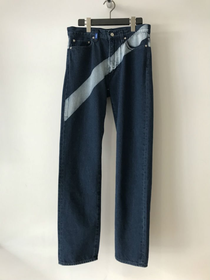 kudos<br />LINED DENIM TROUSERS INDIGO<img class='new_mark_img2' src='//img.shop-pro.jp/img/new/icons14.gif' style='border:none;display:inline;margin:0px;padding:0px;width:auto;' />