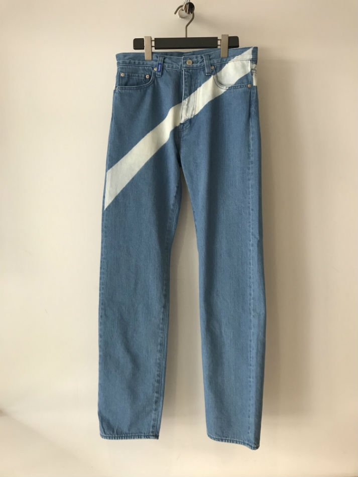 kudos<br />LINED DENIM TROUSERS BIO<img class='new_mark_img2' src='//img.shop-pro.jp/img/new/icons14.gif' style='border:none;display:inline;margin:0px;padding:0px;width:auto;' />