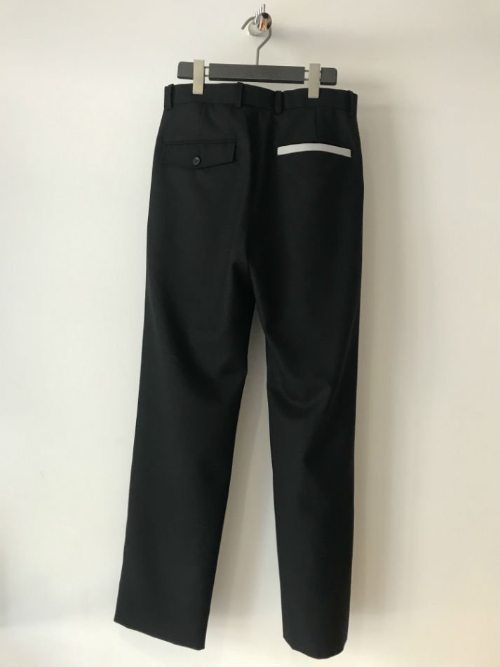 kudos<br />BLUE PRINT TROUSERS BLACK<img class='new_mark_img2' src='//img.shop-pro.jp/img/new/icons47.gif' style='border:none;display:inline;margin:0px;padding:0px;width:auto;' />