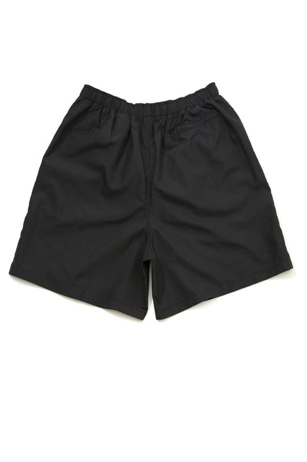 soe<br />Embroidered Swim Shorts BLACK<img class='new_mark_img2' src='//img.shop-pro.jp/img/new/icons47.gif' style='border:none;display:inline;margin:0px;padding:0px;width:auto;' />