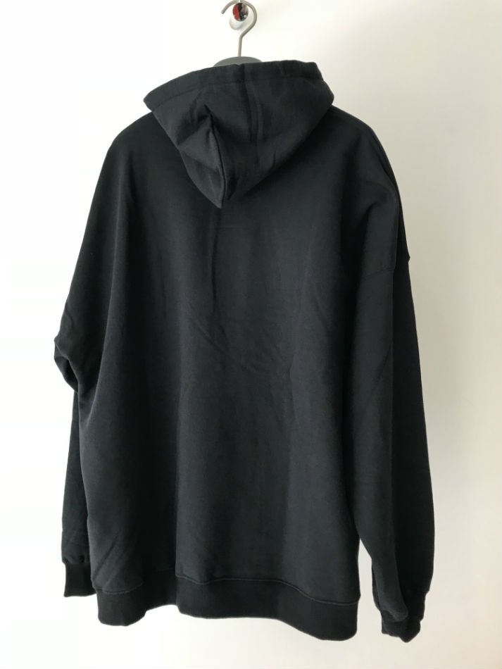 DAIRIKU<br />END ROLL Vintage Wash Hoodie Black<img class='new_mark_img2' src='//img.shop-pro.jp/img/new/icons47.gif' style='border:none;display:inline;margin:0px;padding:0px;width:auto;' />