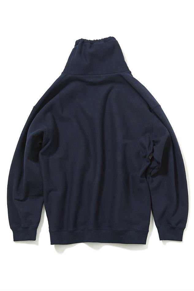 soe<br />Bottleneck Sweat Shirt NAVY<img class='new_mark_img2' src='//img.shop-pro.jp/img/new/icons14.gif' style='border:none;display:inline;margin:0px;padding:0px;width:auto;' />
