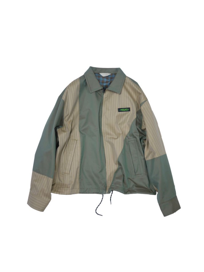 JieDa<br />SWITCHING JACKET BEIGE<img class='new_mark_img2' src='//img.shop-pro.jp/img/new/icons47.gif' style='border:none;display:inline;margin:0px;padding:0px;width:auto;' />
