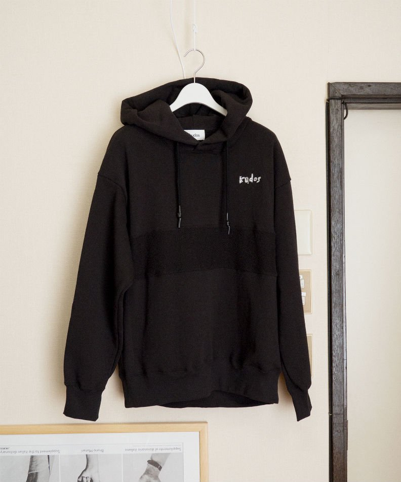 kudos<br />MY OLD KUDOS HOODIE BLACK<img class='new_mark_img2' src='//img.shop-pro.jp/img/new/icons47.gif' style='border:none;display:inline;margin:0px;padding:0px;width:auto;' />