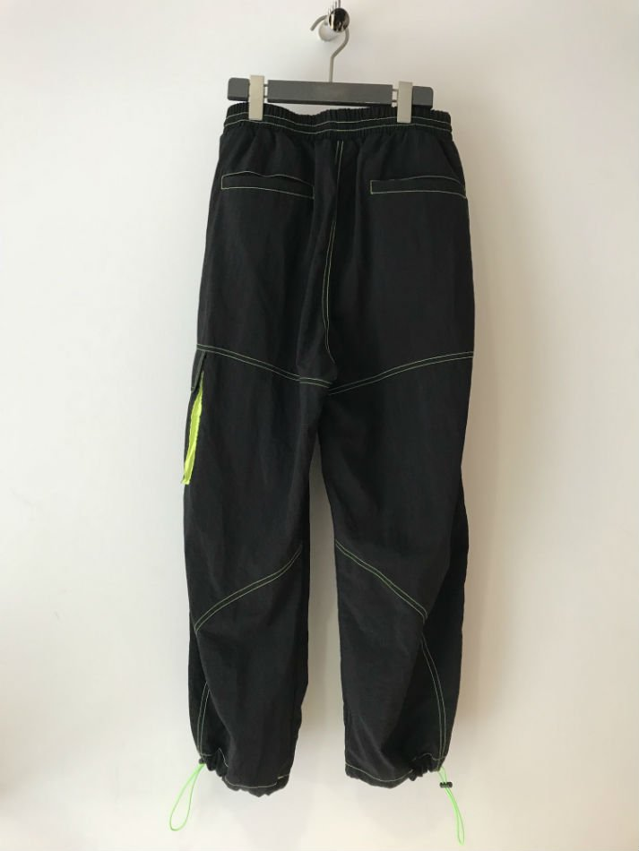 ADANS<br />NEON STICH PANTS BLACK<img class='new_mark_img2' src='//img.shop-pro.jp/img/new/icons14.gif' style='border:none;display:inline;margin:0px;padding:0px;width:auto;' />