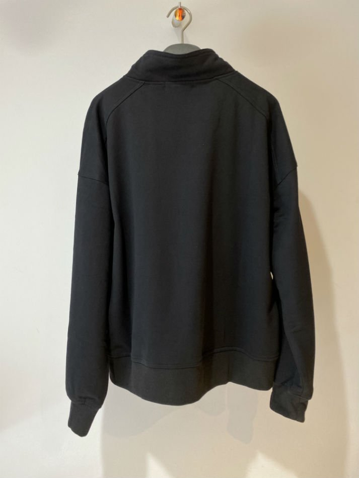 ADANS<br />MOCK NECK SWEAT PULLOVER BLACK<img class='new_mark_img2' src='https://img.shop-pro.jp/img/new/icons47.gif' style='border:none;display:inline;margin:0px;padding:0px;width:auto;' />