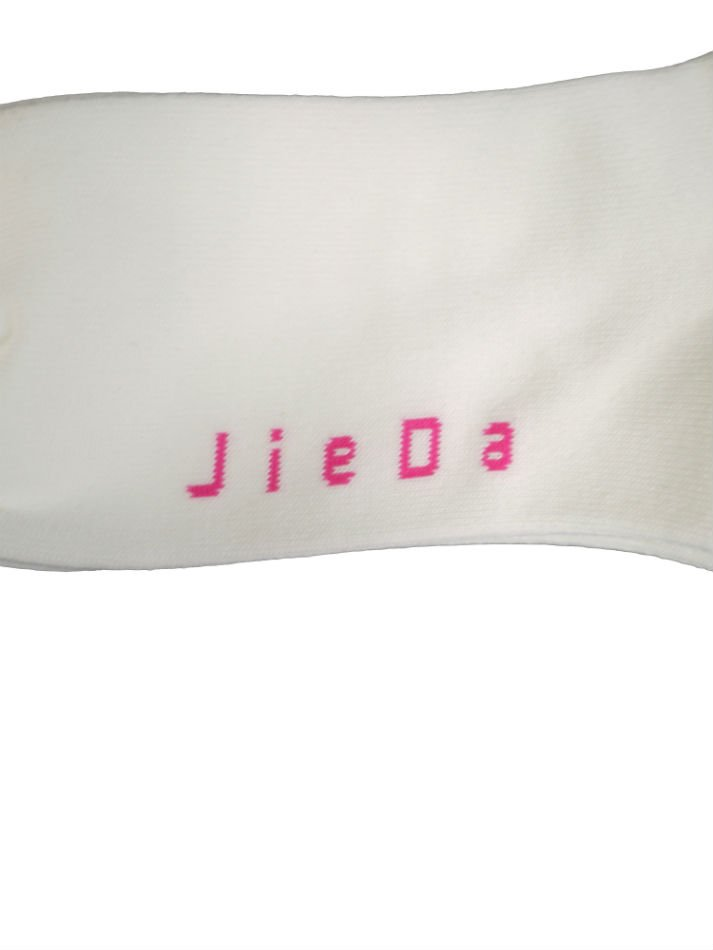 JieDa<br />JieDa LOGO SOCKS WHITE<img class='new_mark_img2' src='https://img.shop-pro.jp/img/new/icons47.gif' style='border:none;display:inline;margin:0px;padding:0px;width:auto;' />
