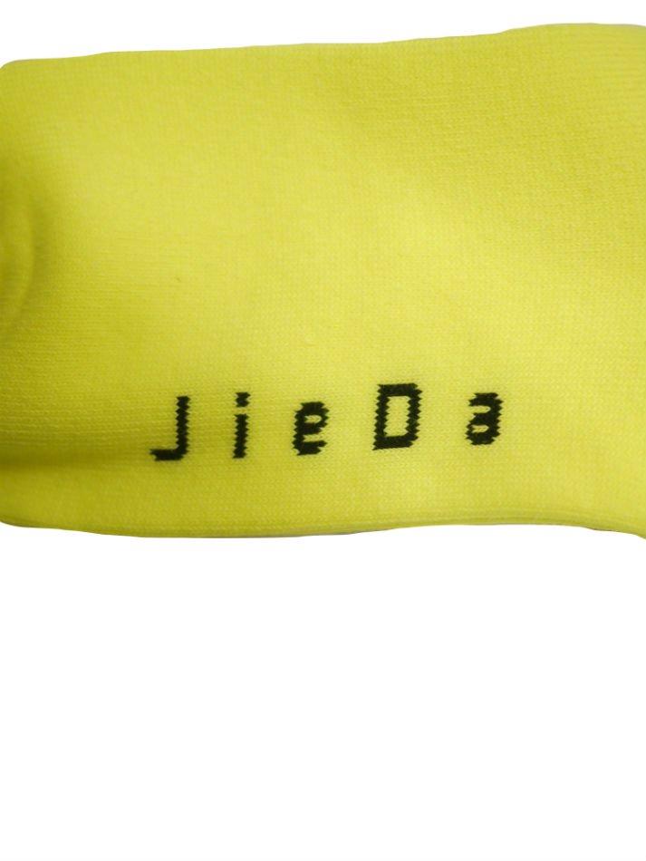 JieDa<br />JieDa LOGO SOCKS NEONYELLOW<img class='new_mark_img2' src='https://img.shop-pro.jp/img/new/icons47.gif' style='border:none;display:inline;margin:0px;padding:0px;width:auto;' />
