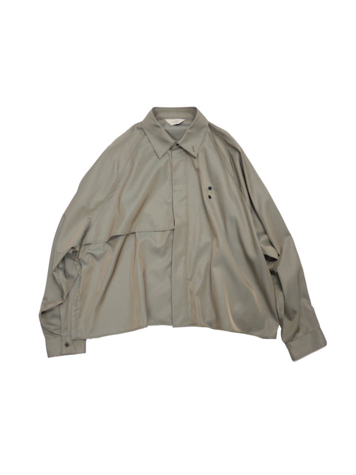 JieDa<br />TRENCH SHIRTS BEIGE<img class='new_mark_img2' src='//img.shop-pro.jp/img/new/icons14.gif' style='border:none;display:inline;margin:0px;padding:0px;width:auto;' />