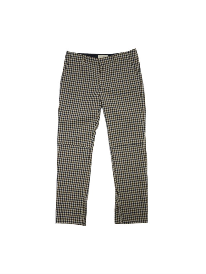 JieDa<br />[30%off] CHECK SLIT SLACKS / GUNCLUB CHECK<img class='new_mark_img2' src='https://img.shop-pro.jp/img/new/icons20.gif' style='border:none;display:inline;margin:0px;padding:0px;width:auto;' />
